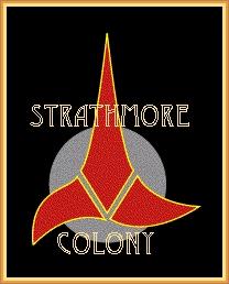 Strathmore Colony A Klingon Outpost.